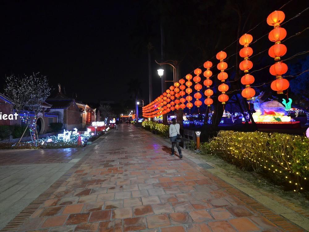 2021鹿港燈會 2021彰化燈會 鹿港文武廟燈會