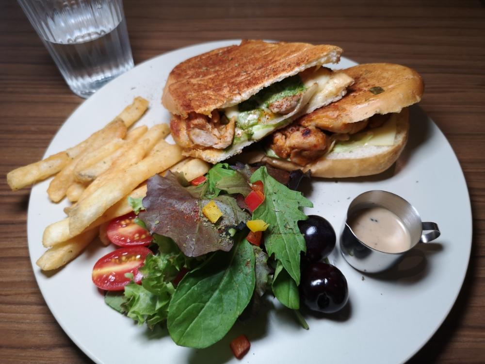 D&D_cafe 彰化早午餐 彰化咖啡館 彰化美食