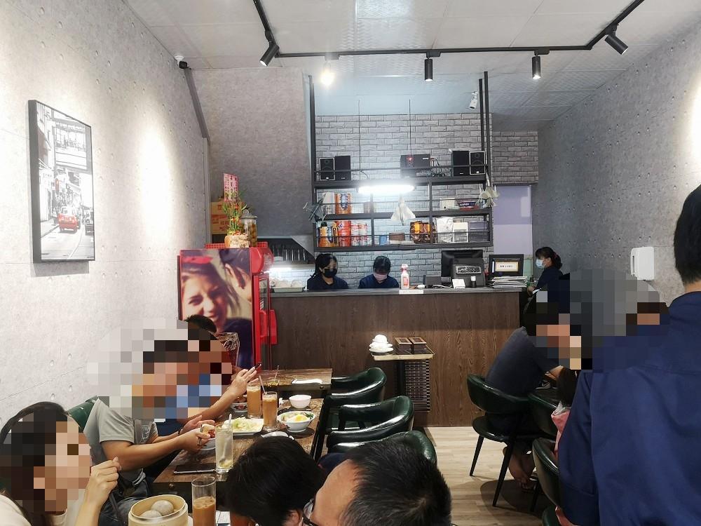 為食貓茶餐廳 彰化港式飲茶 員林港式飲茶 員林美食