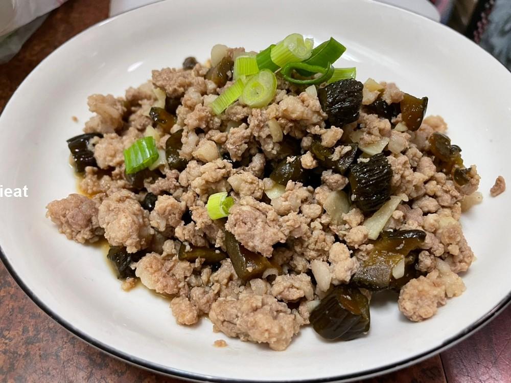 炒瓜仔肉 瓜仔肉食譜 瓜仔肉料理 絞肉料理 脆瓜料理