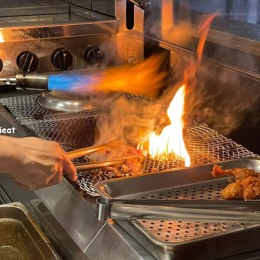 牛丁次郎坊x深夜裡的和魂燒肉丼 彰化市便當 彰化市美食 彰化丼飯 彰化美食