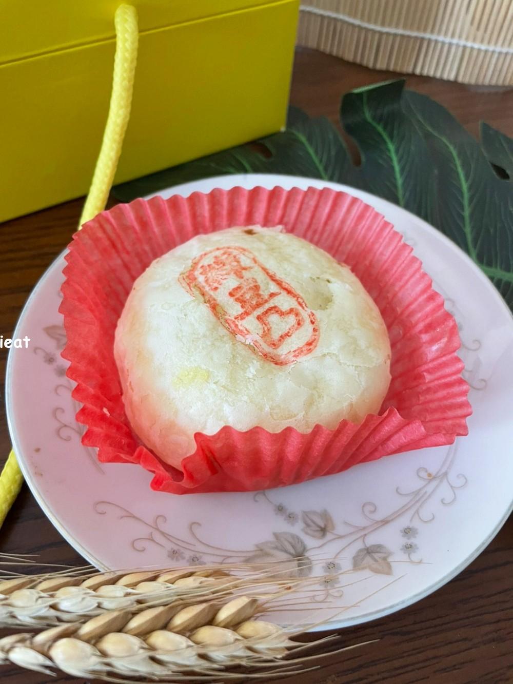 林記糕餅舖 彰化蛋黃酥 彰化伴手禮 蛋黃酥推薦