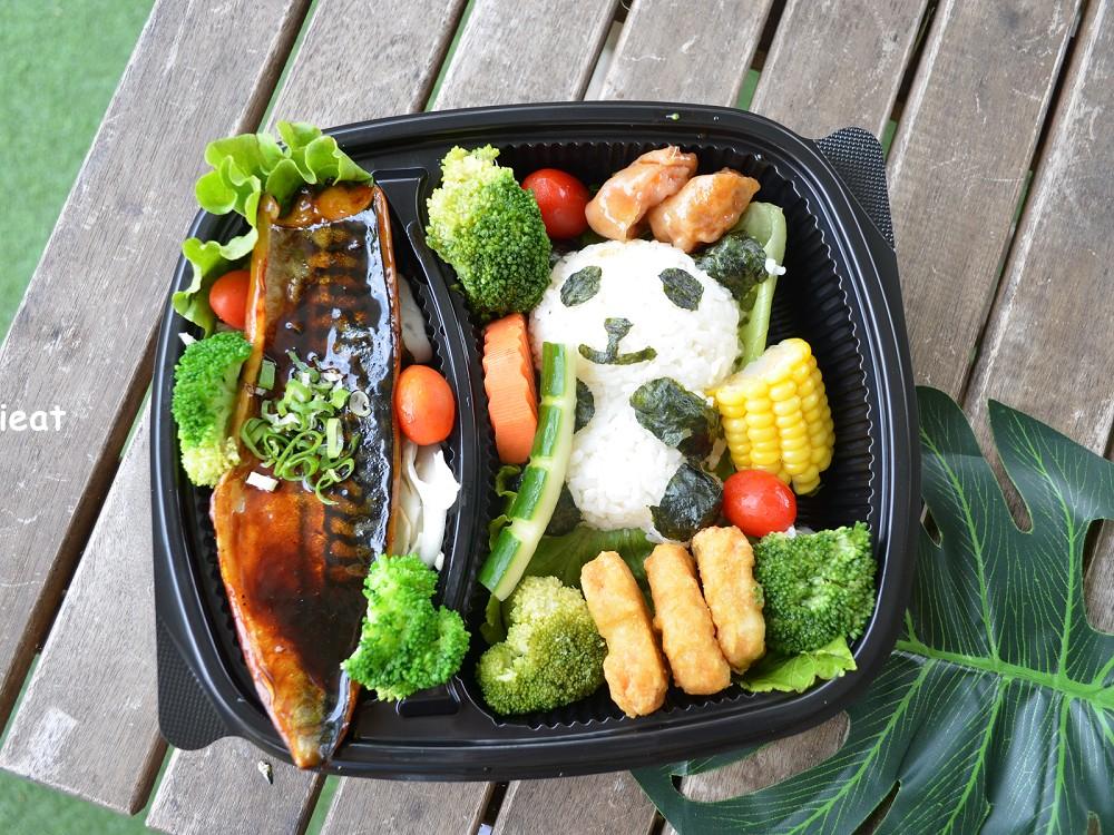 熊貓食堂 員林美食 員林餐盒 彰化美食