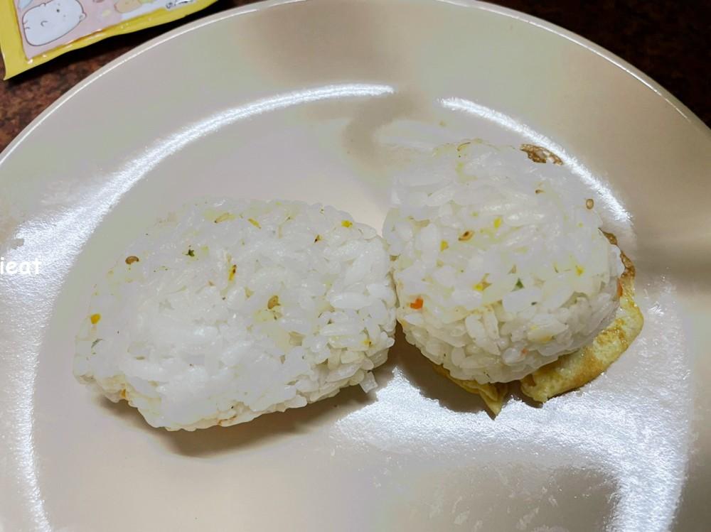 小熊造型蛋包飯 簡單料理