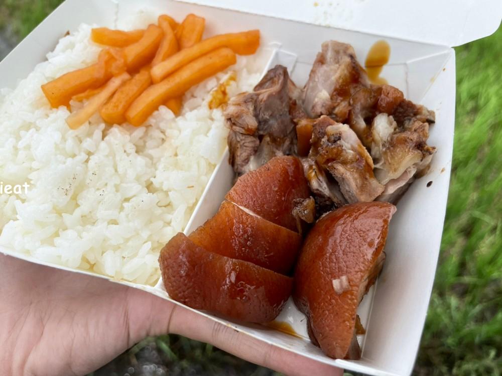 第一豬腳飯│伸港美食,彰化豬腳飯,豬腳飯推薦。