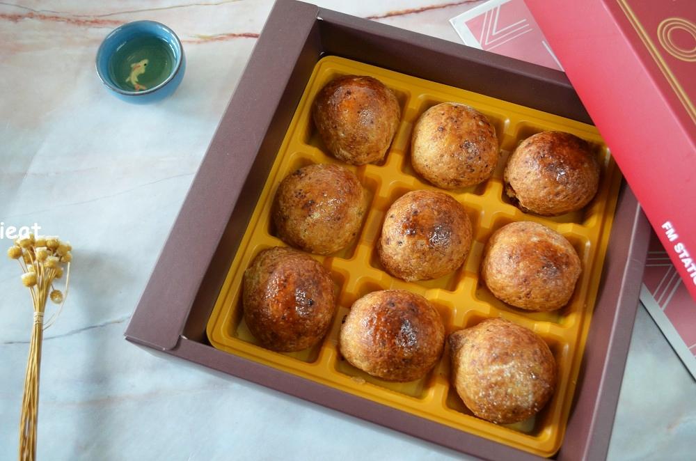 馥漫花園 中秋月餅 月餅禮盒 伴手禮推薦 台中美食