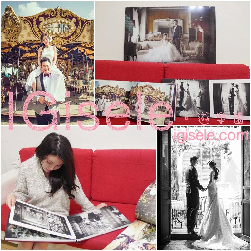 [我們結婚了] 新婚三個月的感覺&我們終於收到了韓國婚紗的相本與相框