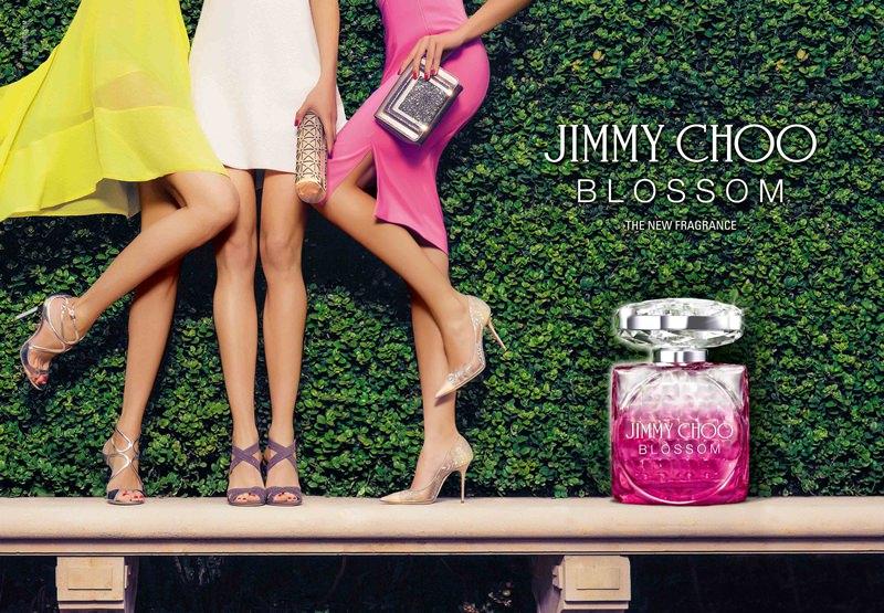 JIMMY CHOO BLOSSOM繽紛女性淡香精形象圖