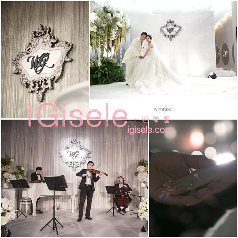 [婚禮] 現場音樂演奏 古典三重奏&我的婚禮音樂分享