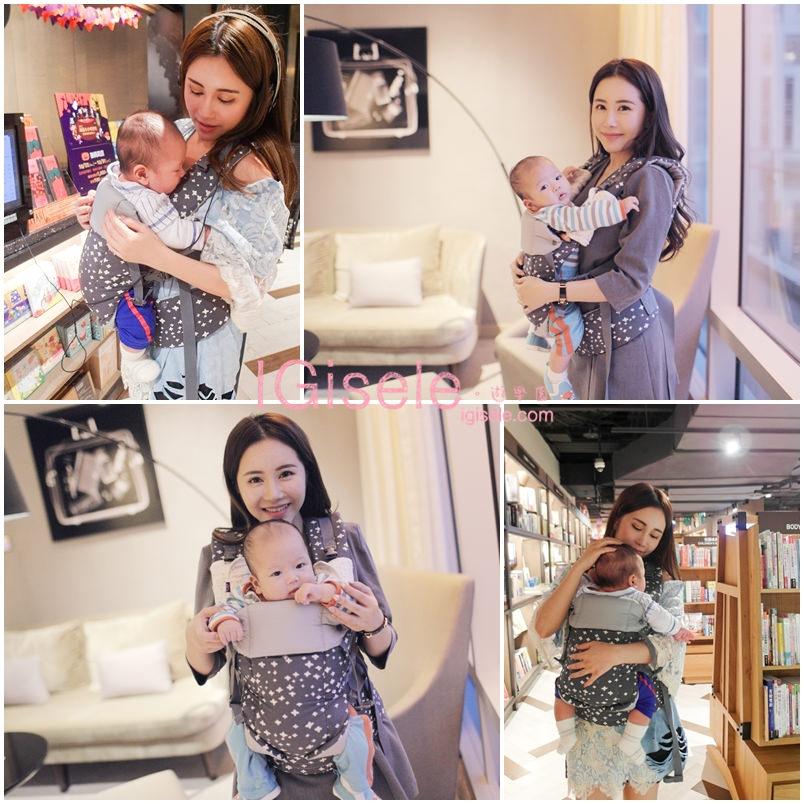 [寶寶] 一個人帶小孩的媽咪必備。哄睡神物&簡單上手的BECO雙子星
