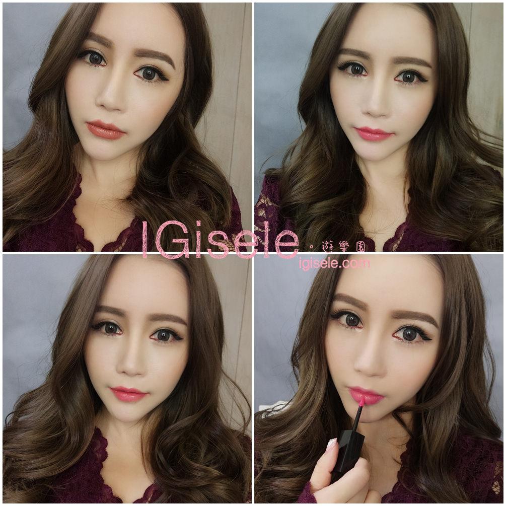 [彩妝] 平眉或是歐美眉 你要哪一個? 一次與你分享如何化眉毛&眼線妝&四個唇色分享