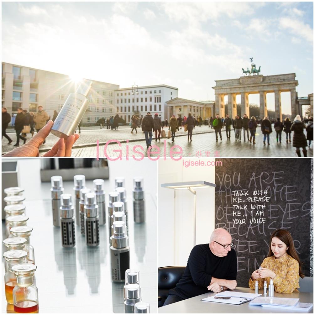 [遊記] 我與Noesa在德國柏林的初次見面。原來這世界上有如此烏托邦式的完美的存在