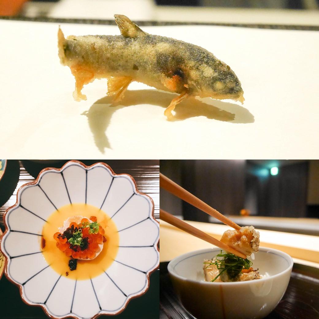 [ 小吉到處吃 ] 超脫凡俗的境地,頂級天婦羅<牡丹天ぷら>