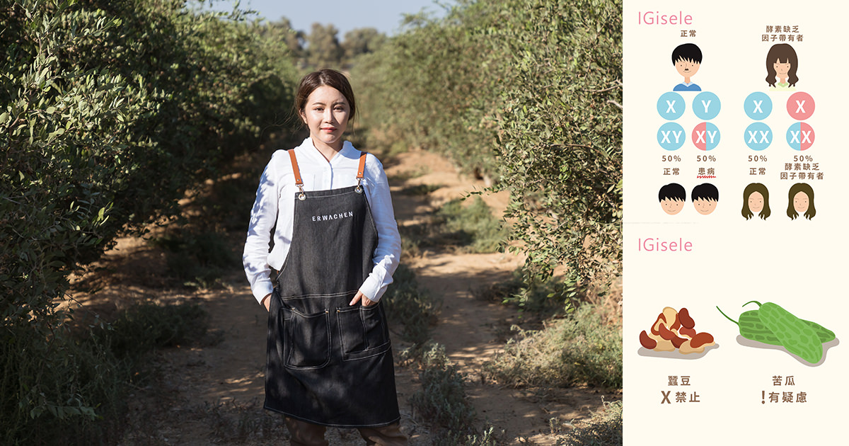 [保養] 蠶豆症能用精油嗎? 跟著小吉看保養 第四集