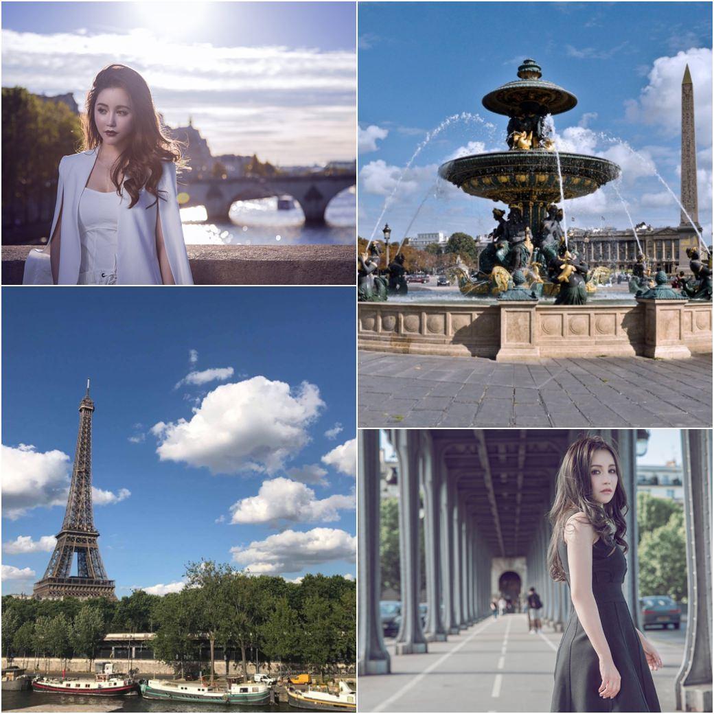 [旅行] 巴黎漫步:拍好拍滿之巴黎秘密踩點行程大公開