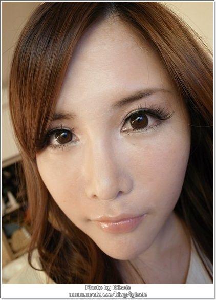 [妝容] 仿 2011Chanel 夏季彩妝 &這次夏季新妝實際使用心得