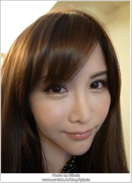 [妝容] 2011 Lunasol春季彩妝發表&02 Natural Ocean日落棕 妝容