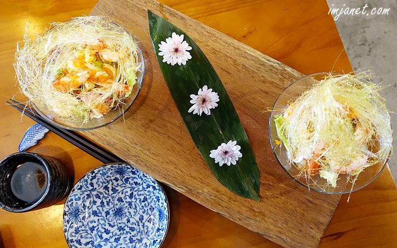 宜蘭‧礁溪》漁很大日式手作料理,無菜單海鮮料理給你滿滿的大~平~台~#宜蘭景點 #宜蘭美食推薦 #跨年宜蘭餐廳