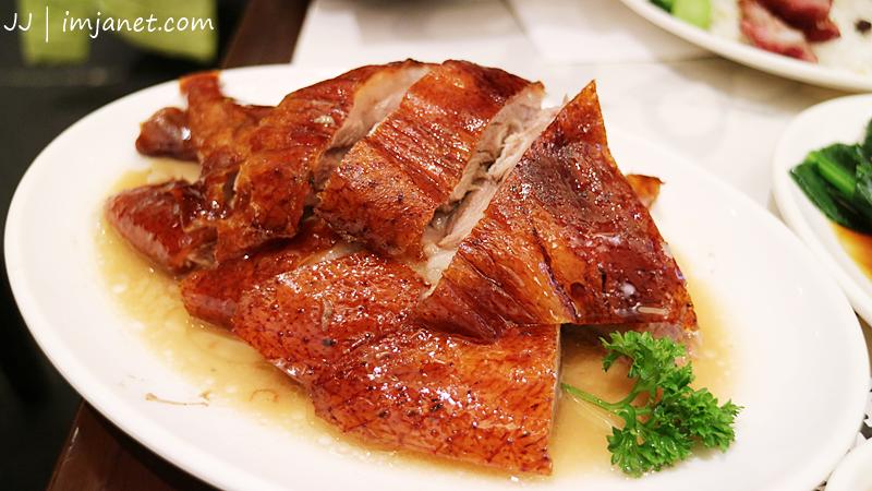 2017香港‧灣仔》甘牌燒鵝摘星之旅,米其林一星推薦美食,鏞記第三代出來開的超好吃燒臘餐廳
