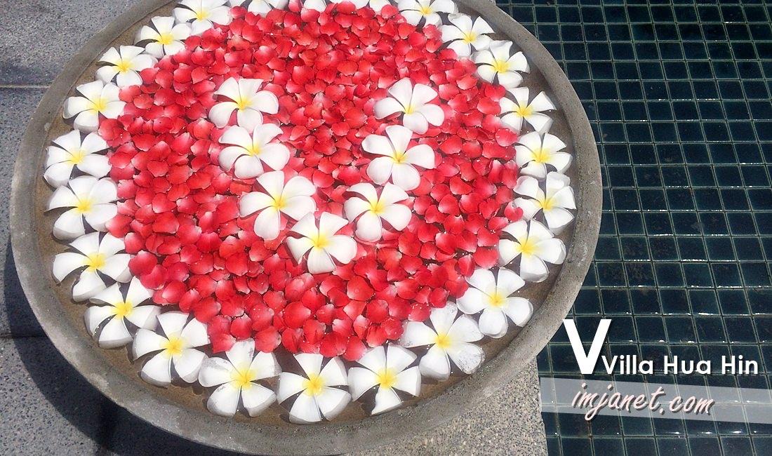 泰國‧華欣》頂級奢華、私密享受的V Villas Hua Hin(V別墅飯店),華欣villa住宿推薦