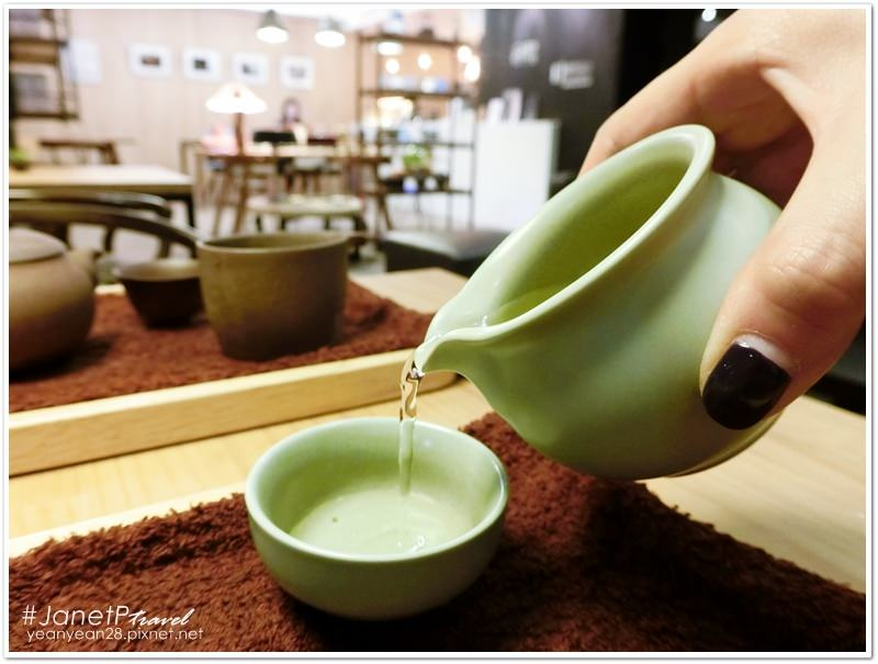 台北‧民生社區》開門茶堂 和朋友家人一起享受悠閒的手沖茶時光
