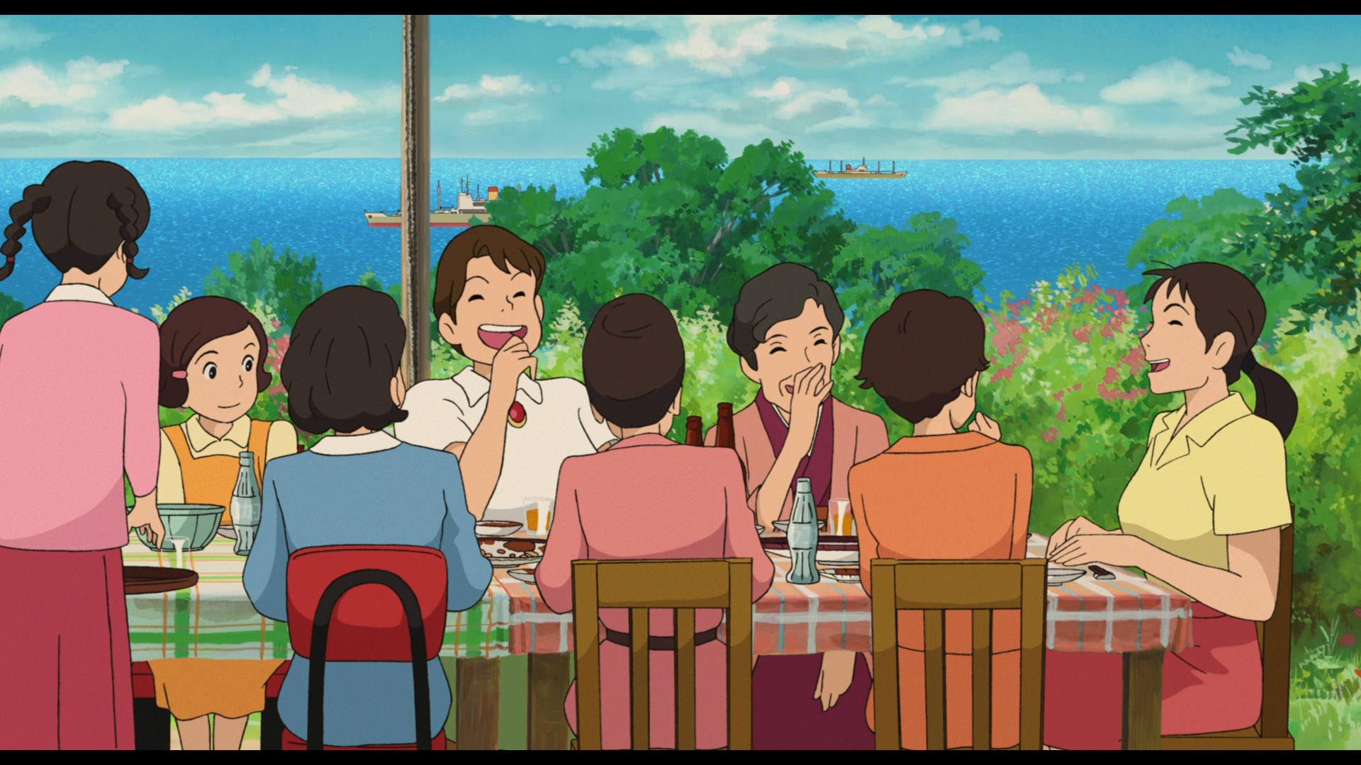 和老朋友在一起,永遠都能隨心所欲,因爲彼此了解最深、最初的模樣- 宮崎駿的夢想之城