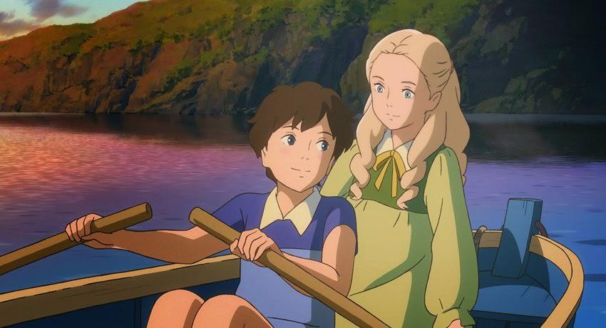 「別為失去而哭泣,為你現在擁有的微笑。」《回憶中的瑪妮》讓我們看到成長的感動 - 宮崎駿的夢想之城