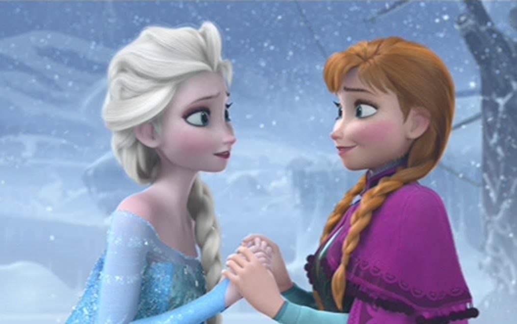 愛就是把某人的需要看得比自己重要。—《冰雪奇緣》—我們用電影寫日記