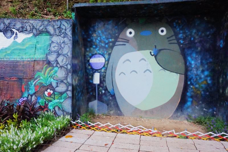 週休二日去哪兒?台灣龍貓迷的7大聖地!