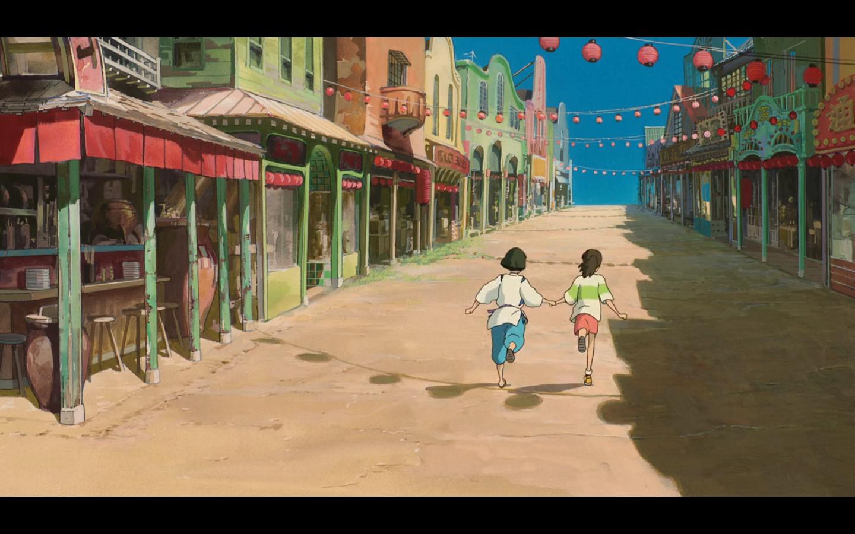 「用白龍的視角看《神隱少女》是什麼模樣?」看完這 7 張圖你一定會更愛他 – 宮崎駿的夢想之城