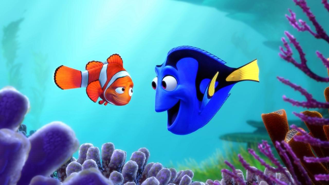 「美好的事情都是偶然發生的,這就是生活。」—《海底總動員2》—我們用電影寫日記