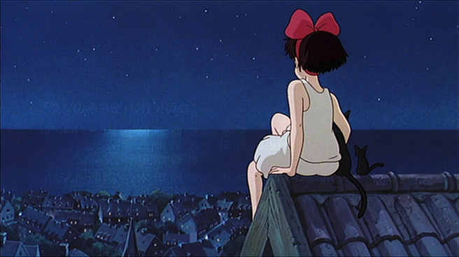 感到孤獨之時,那就試著一個人面對獨處的時刻吧- 宮崎駿的夢想之城