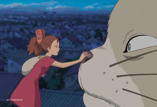 變的堅強不是因為心變硬了,是有眼淚但能不哭出來還能笑- 宮崎駿的夢想之城