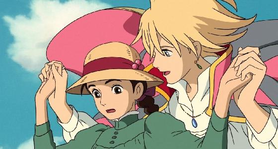 愛,不是一輩子不吵架,而是吵了架還能一輩子- 宮崎駿的夢想之城