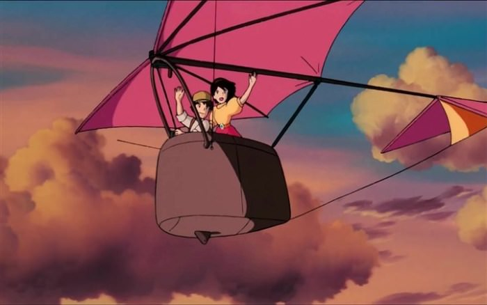 一直沒有底線的原諒誰,誰就能無底線的傷害你- 宮崎駿的夢想之城