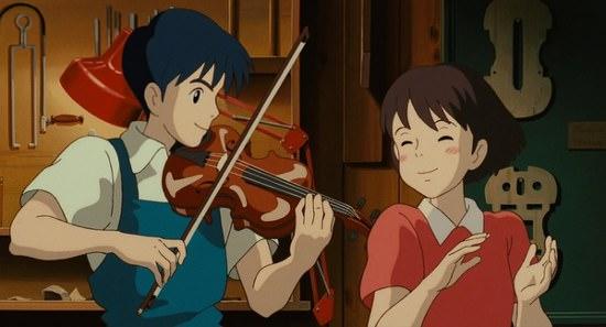 「學生時期的愛情只是玩玩而已?」宮崎駿用《心之谷》教會我們什麼是愛情-動漫的故事