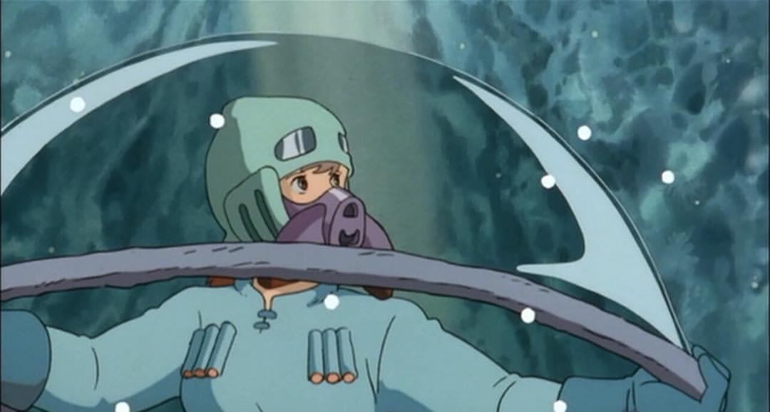 不如就承認一下,你沒有想象的那麼堅強,也不想裝的刀槍不入一樣 - 宮崎駿的夢想之城