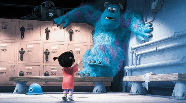 「笑聲的能量比哭大十倍」你也聽見小女孩阿布的笑聲了嗎?-《怪獸電力公司》-動漫的故事