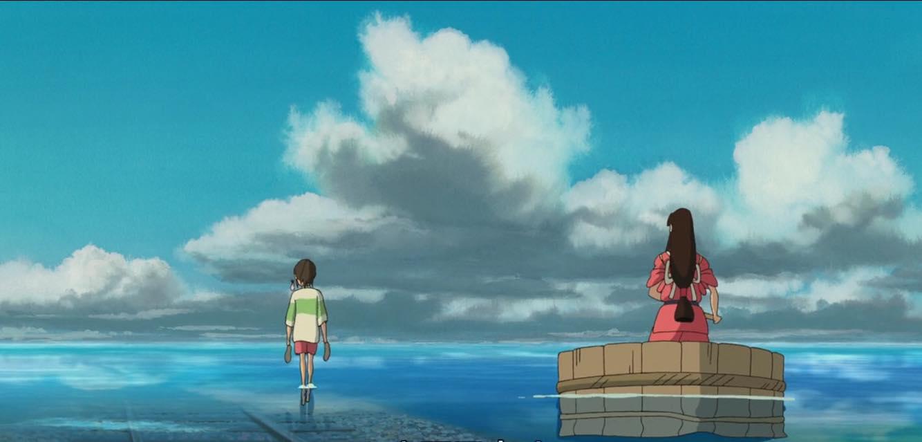 每個人心裡面都有一些記憶,偏偏只會在某些時候,翻湧而出- 宮崎駿的夢想之城