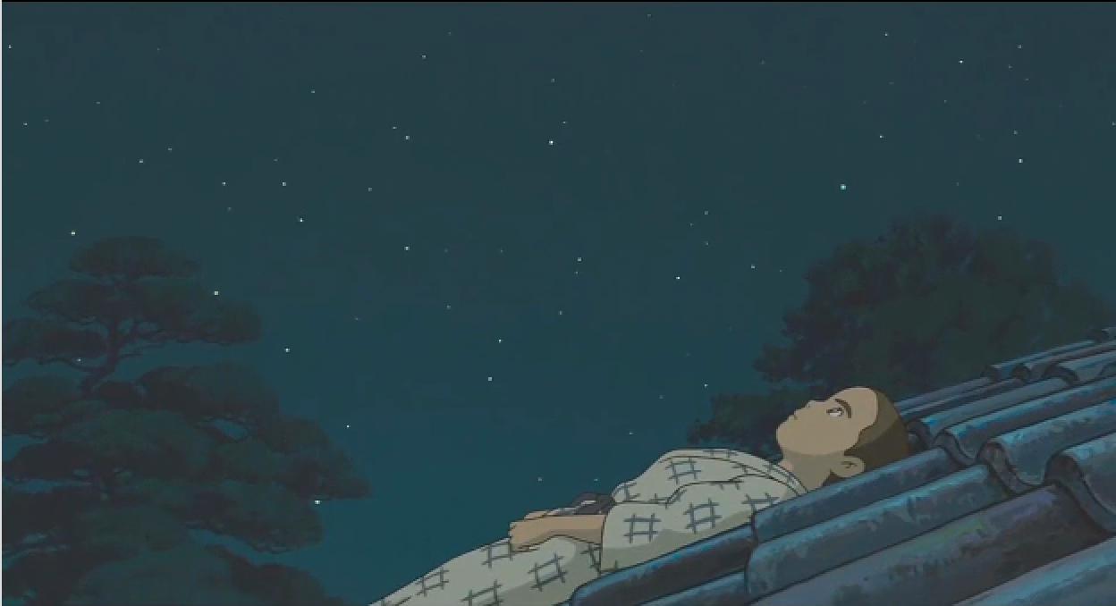 很多人會這麼不開心也許是,看得不夠多,但想要的卻太多了- 宮崎駿的夢想之城