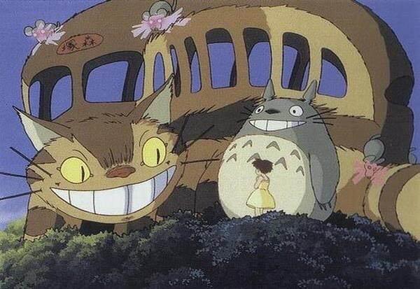 樂觀的人永遠看到的是希望與力量- 宮崎駿的夢想之城
