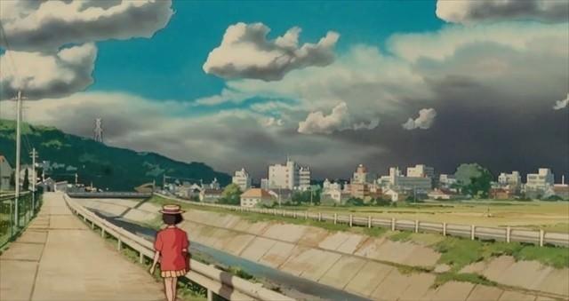 過自己的生活,專注於自己的事,訓練自己一個人獨立成長,努力讓一切充實滿足- 宮崎駿的夢想之城