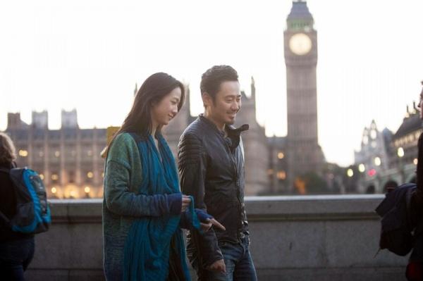 雖然愛有時會傷人,但不要永遠不要失去愛的勇氣。—《北京遇上西雅圖之不二情書》—我們用電影寫日記