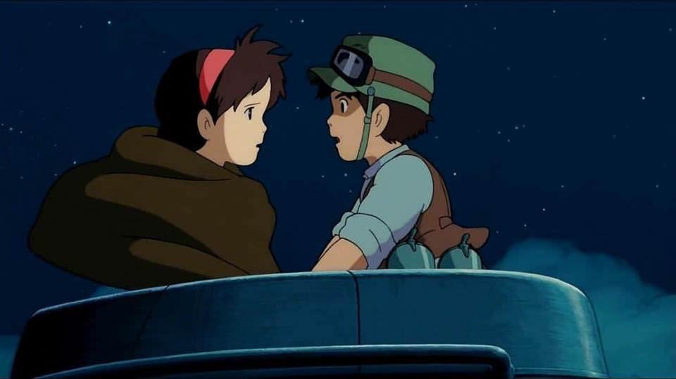 分開其實是另一種證明曾經在一起是否真的有意義的方式- 宮崎駿的夢想之城