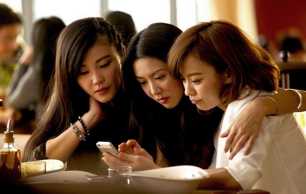 如果想要友情堅定不移,那麼首先必須相信這份情誼。—《閨蜜》—我們用電影寫日記
