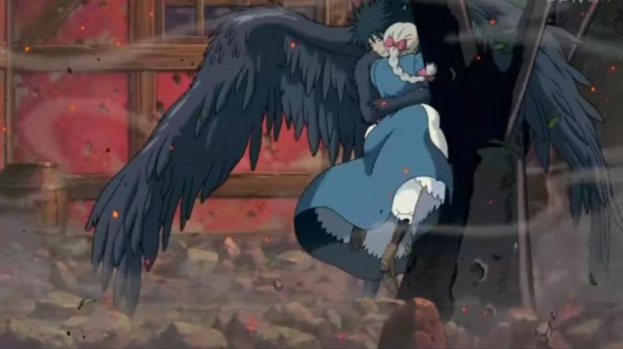 如果有人可以依靠,誰會願意孤獨的承受- 宮崎駿的夢想之城