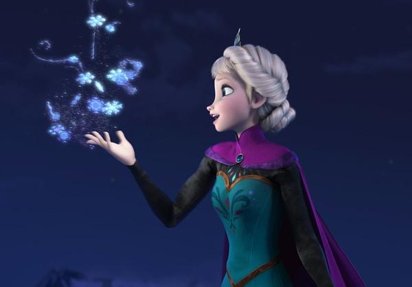 《冰雪奇緣》帶來充滿暖意的美麗夢境-動漫的故事
