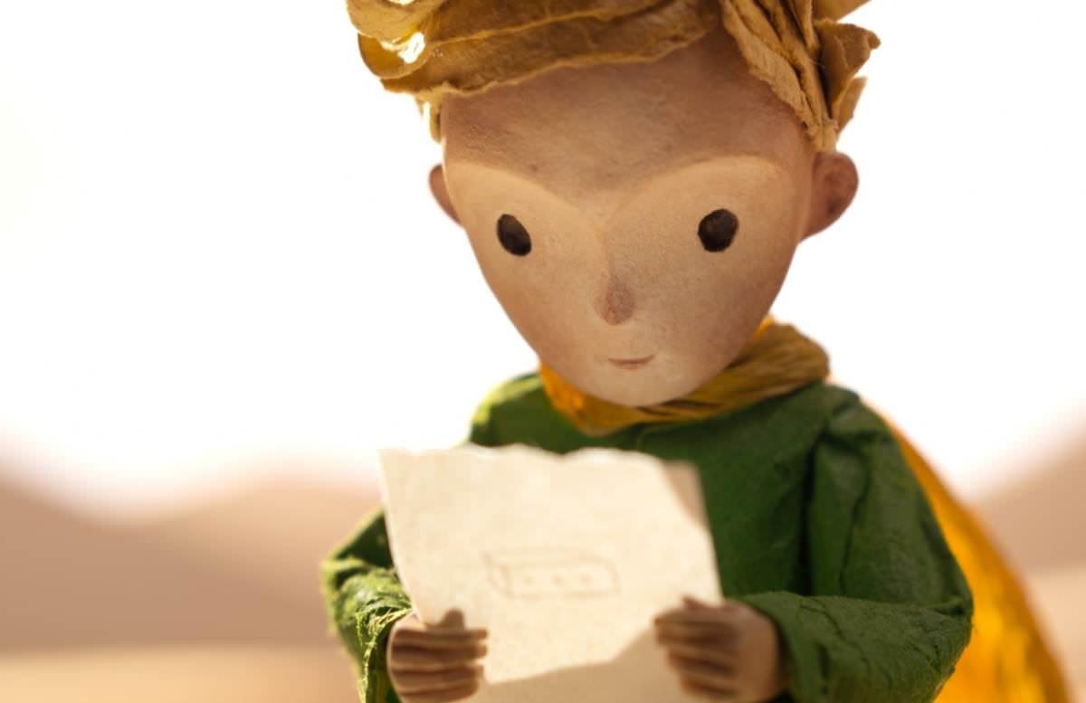 問題不在於長大,在於你忘了曾經是個小孩。—《小王子》—我們用電影寫日記