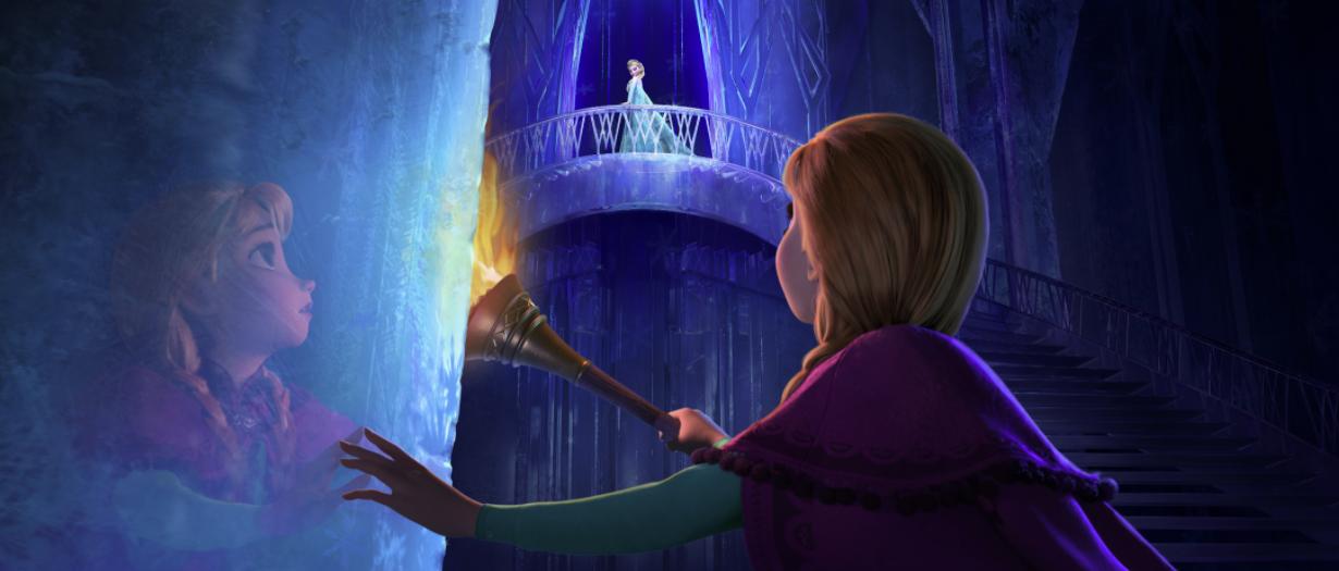 近年動畫片都難以超越《冰雪奇緣》的原因-動漫的故事