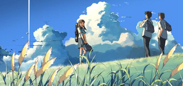 伸手可見的距離,卻不能到達的那個地方,往往是回憶。—《雲之彼端:約定的地方》—我們用電影寫日記